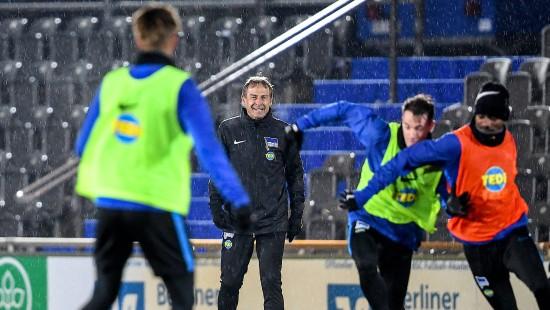 Hoffen auf den Klinsmann-Effekt