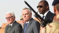 Steinmeier und Ayrault fordern von Mali mehr eigene Anstrengungen