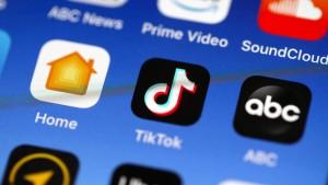 Amerika prüft chinesische App TikTok