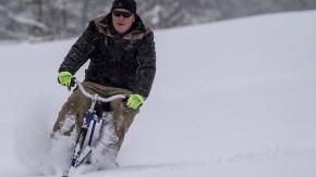 Winter in der hessischen Rhön