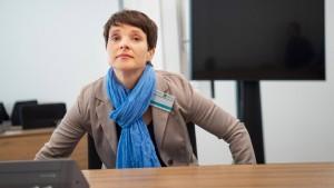 Freispruch für Frauke Petry