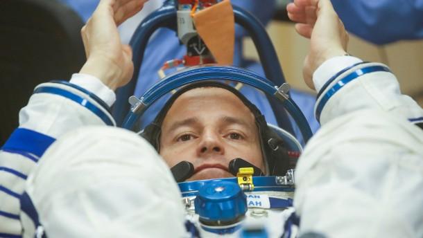 Drei neue Mitglieder an der ISS