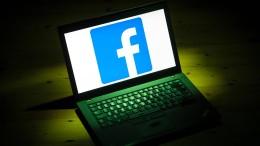 Moskau will Facebook zwingen, Daten nur in Russland zu speichern