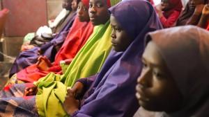 Boko Haram soll fast 1000 Kinder entführt haben