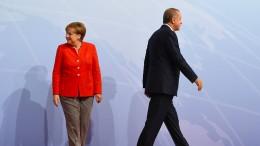 Wieder Wahlkampf in Deutschland?