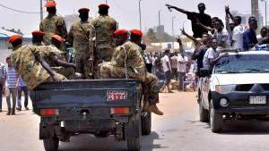 Präsident vom Militär abgesetzt