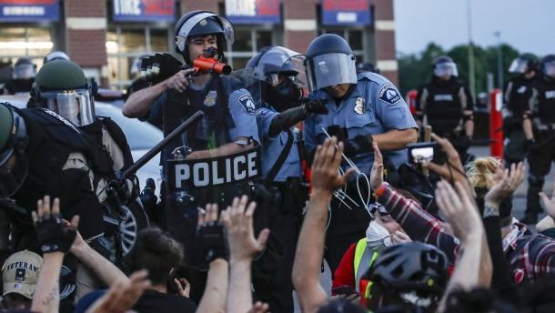 Auf sie können sich Amerikas Polizisten verlassen
