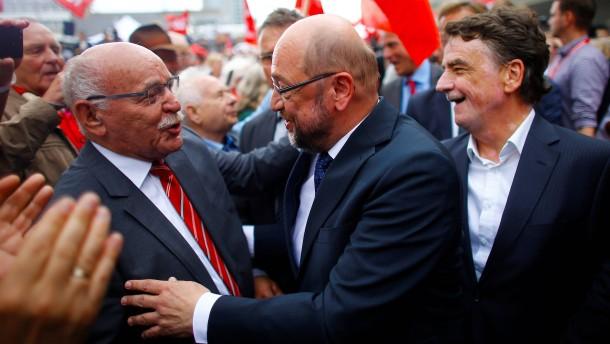 Martin Schulz will Pkw-Maut wieder abschaffen