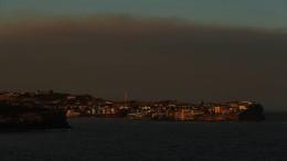 Gefährliche Rauchwolke über Sydney