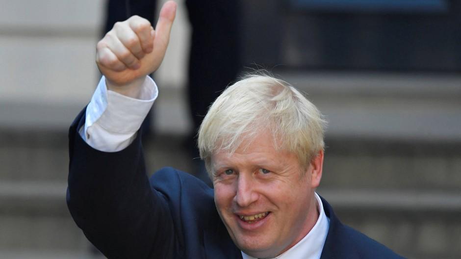 Volle Fahrt in Richtung Brexit