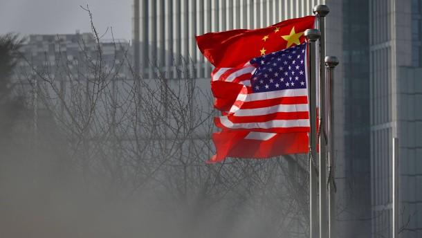 Chinas Frontalangriff auf Amerikas Medien