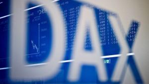 Dax steigt wieder über 13.000 Punkte