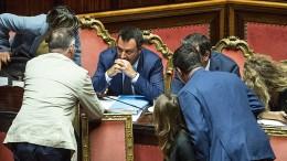 Salvini-Partei muss fast 50 Millionen Euro zurückzahlen