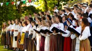 Nirgends singt ein so großer Anteil der Bevölkerung in Chören wie in Estland.