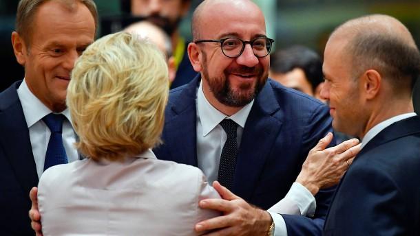Wer Belgien kann, kann auch EU
