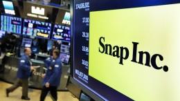 Snapchat verliert seinen Finanzchef