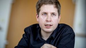 Juso-Chef Kühnert kandidiert als SPD-Vize