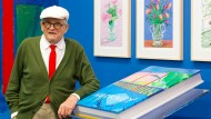 David Hockney zieht Karrierebilanz