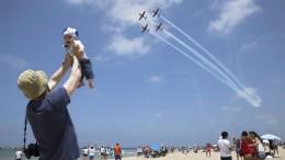 Israel feiert 70. Unabhängigkeitstag