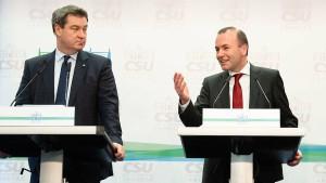 Die CSU und der beschwerliche Weg zu alten Mehrheiten