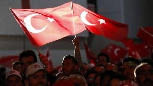 """Türkei droht mit """"Klärung vor deutschen Gerichten"""""""