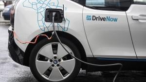 Drive Now elektrifiziert seine Carsharing-Flotte
