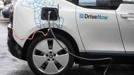 Drive Now wird elektrischer.