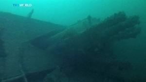 Deutsches Weltkriegs-U-Boot wiederentdeckt