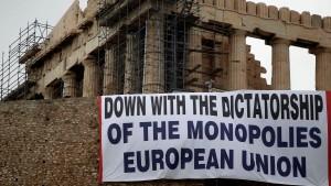 Wir müssen den Krieg um Griechenland gewinnen