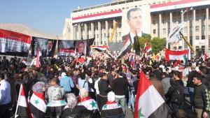 Syrien will angeblich Beobachter ins Land lassen