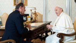 """Wie Paris und der Vatikan den """"Geist der Eintracht"""" suchen"""
