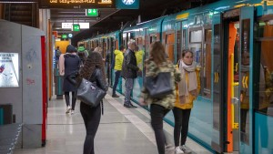 Kommt die U-Bahn-Station unter dem Campus Westend?