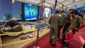 Willkommen zu Irans Internationaler Luftfahrtausstellung