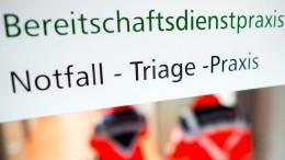 Verfassungsgericht lehnt Antrag auf Triage-Regeln in Pandemie ab