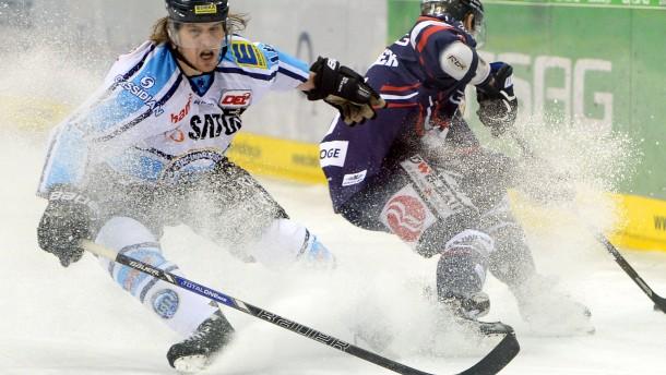 Eishockey Die Eisb Ren Sind Ausgeschieden