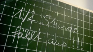 Streit um Lehrermangel in Grundschulen