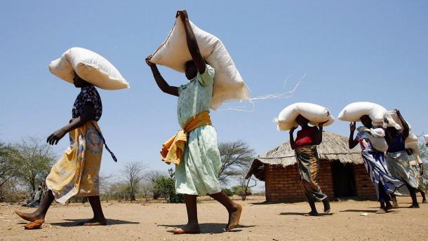 Warum das Welternährungsprogramm den Friedensnobelpreis erhält