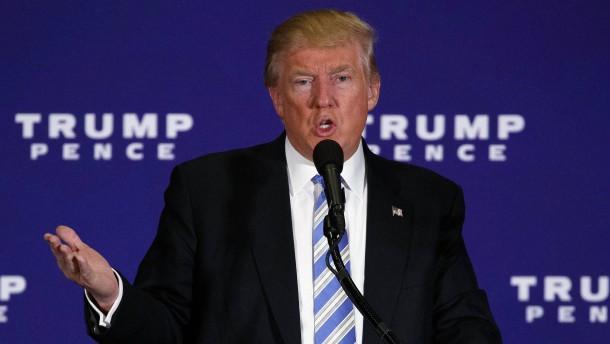 Kein Freihandel mit Trump