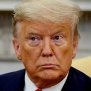 """Trump hatte gewarnt, eine solche Beschränkung würde ein """"sehr schlechtes Signal"""" aussenden."""