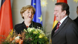 Merkel – Ein Rückblick