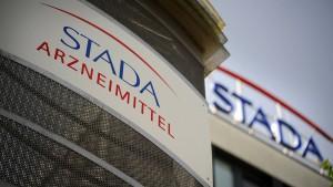 Übernahmegespräche treiben Stada-Kurs