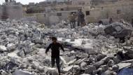 Luftschläge nahe der türkischen Grenze