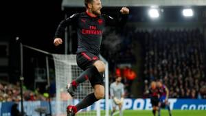 Mustafi trifft bei Arsenal-Sieg gegen Crystal Palace