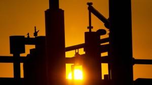Erdgas ist überraschend teuer