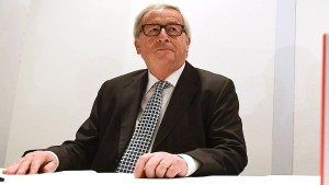 Juncker fordert Kurswechsel in französischer Haushaltspolitik