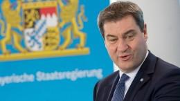 Söder kritisiert geplante Kürzungen bei Flüchtlingshilfe