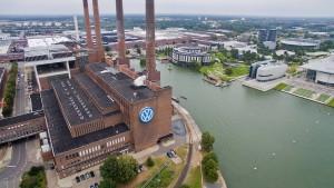 Volkswagen muss eine Milliarde Euro Bußgeld zahlen