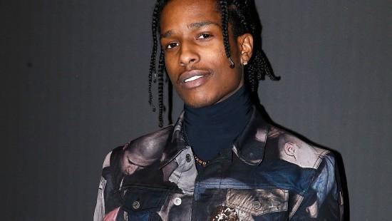 Bewährungsstrafe für Rapper A$AP Rocky