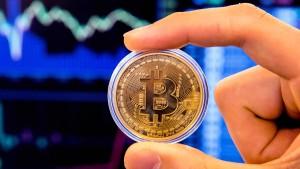 Bitcoin rutscht unter 10.000 Dollar