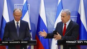 Russland stellt sich hinter Iran